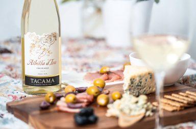 Albilla D'Ica vinos dulces con uvas pisqueras Tacama