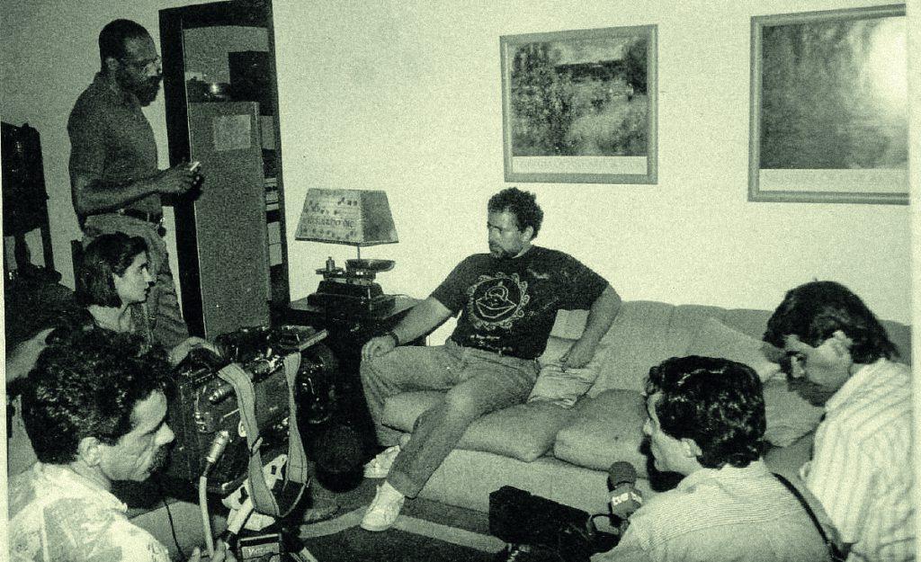 Secuestro Gustavo Gorriti