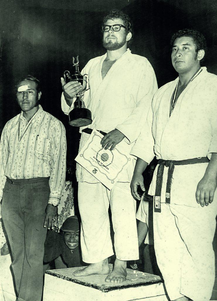 Gustavo Gorriti judo