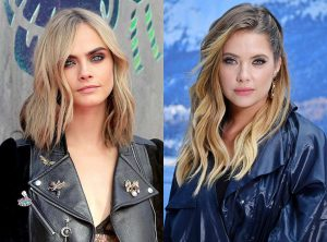 Ashley y cara rumores de romance