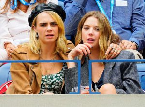 cara y ashley tenis