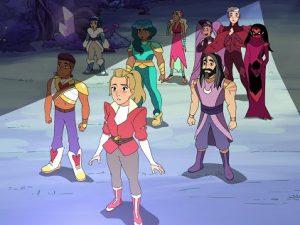 estreno She-Ra y las princesas del poder: Temporada 5