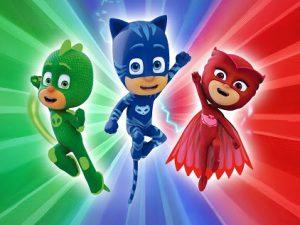 PJ Masks: Héroes en pijamas: Temporada 2estreno