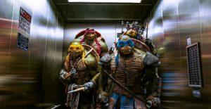 Tortugas ninja Estreno en Netflix para Niños