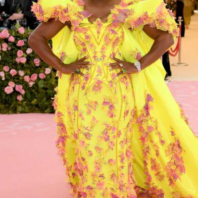 Serena Williams Alfombra Rosa Met Gala