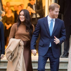 pellícula Harry y Meghan