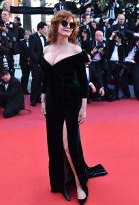 Susan Sarandon Cannes
