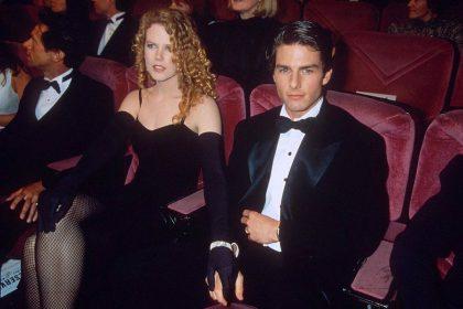 Nicole Kidman & Tom Cruise, 1994