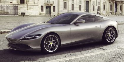 Ferrari Roma Salón del Automóvil de Ginebra