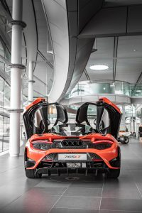 McLaren 765LT Salón del Automóvil de Ginebra
