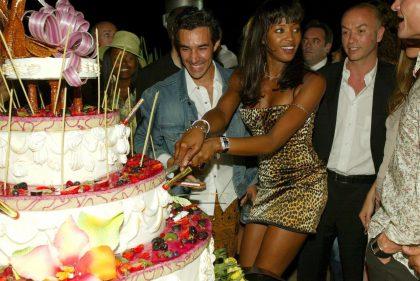 Naomi cumpleaños alberto de Mónaco