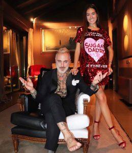 Sharon Fonseca, la novia de Gianluca Vacchi