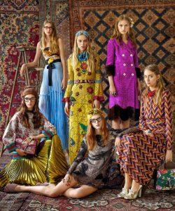 Fashion Week atemporal Gucci