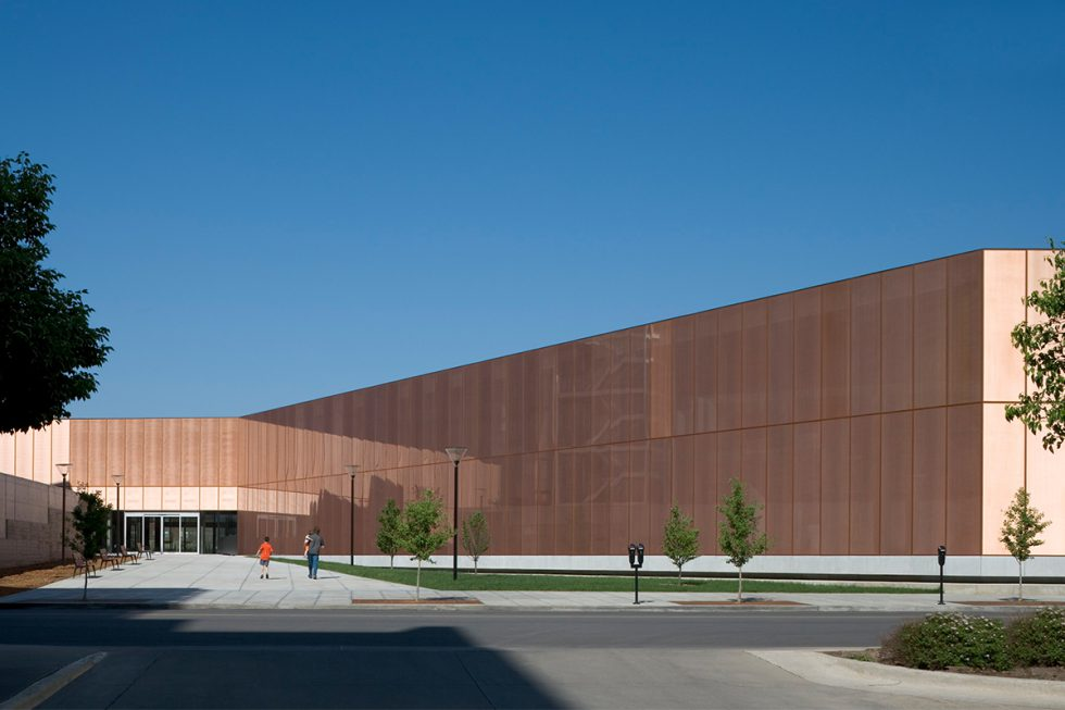 Chipperfield Des Moines Public Library