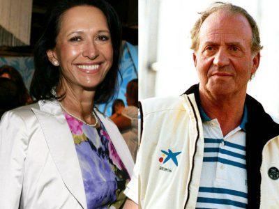 Maya Gayá amante Rey Juan Carlos