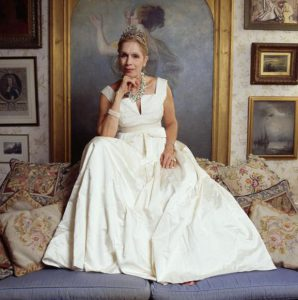 Lady Colin Campbell Meghan