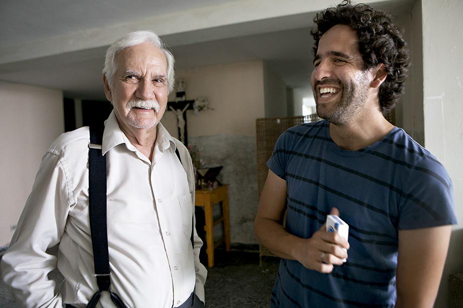 Ricardo Blume y Fernando Villarán