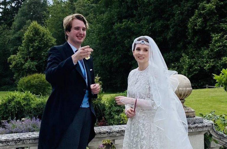 princesa Raiyah de Jordania Ned Donovan boda real (3)