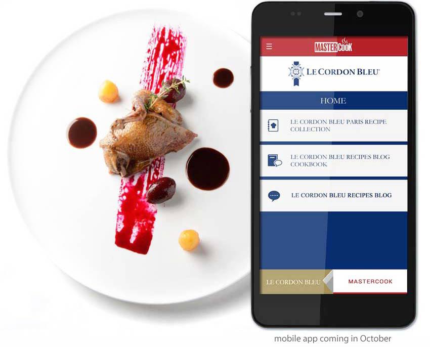 Le Cordon Bleu Mobile App
