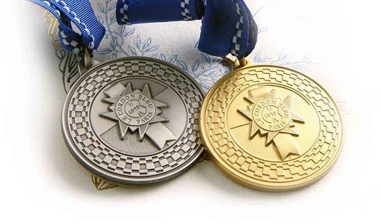 Le Cordon Bleu Medal