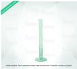 PROBETA PLASTICO 10 ML  [   1 pza]