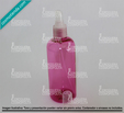 BOTELLA FARMA PET ROSA 250 ML C/ATOM NAT  [  10 pza]