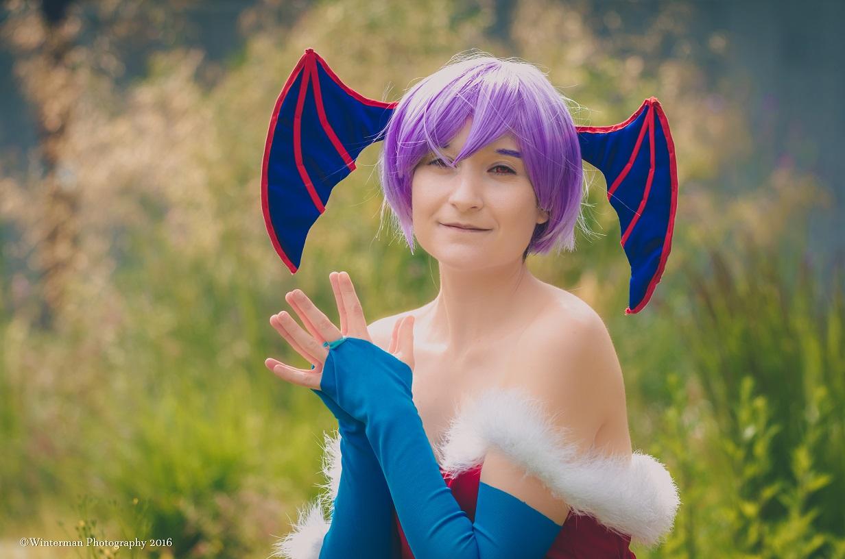 Maakie as Lilith Aensland