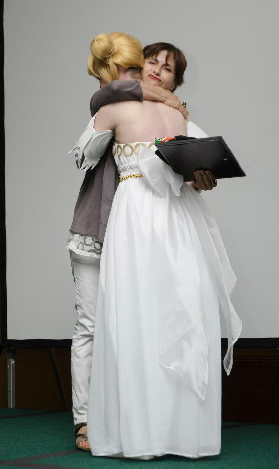 Okami Twilight as Princess Serenity