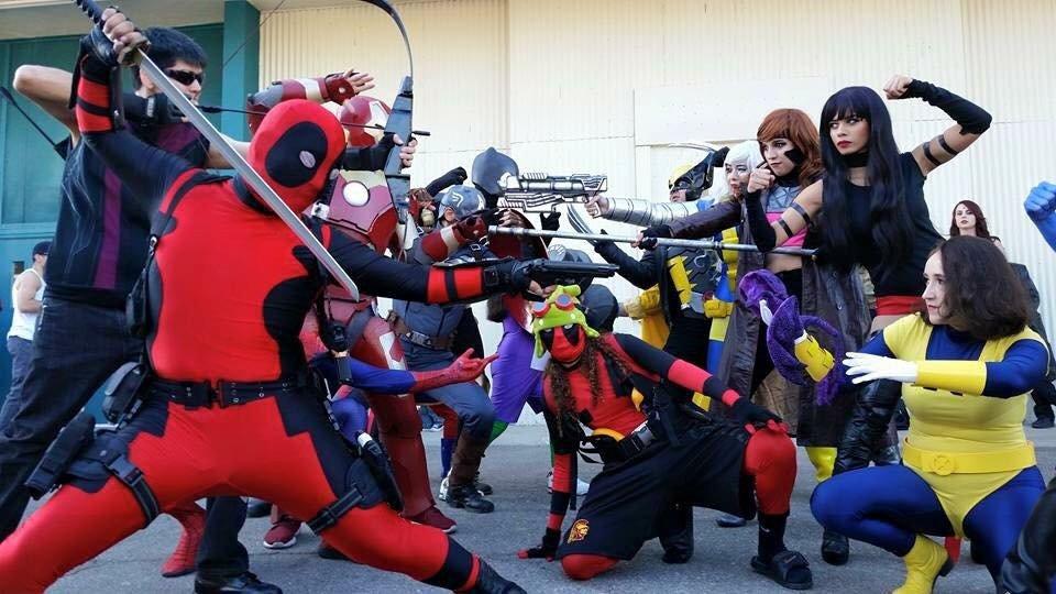 X-men vs The Avengers