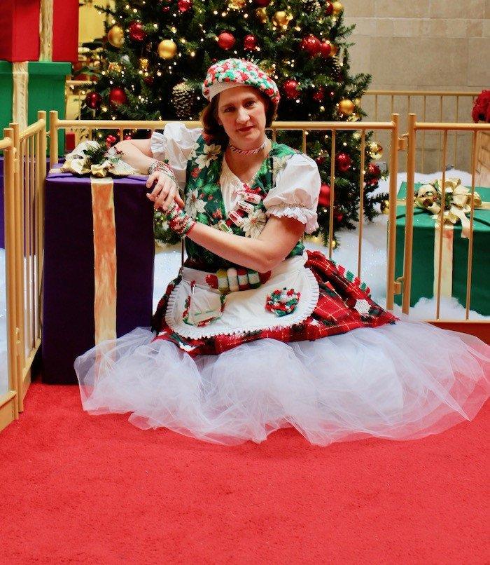Christmas Craft Elf
