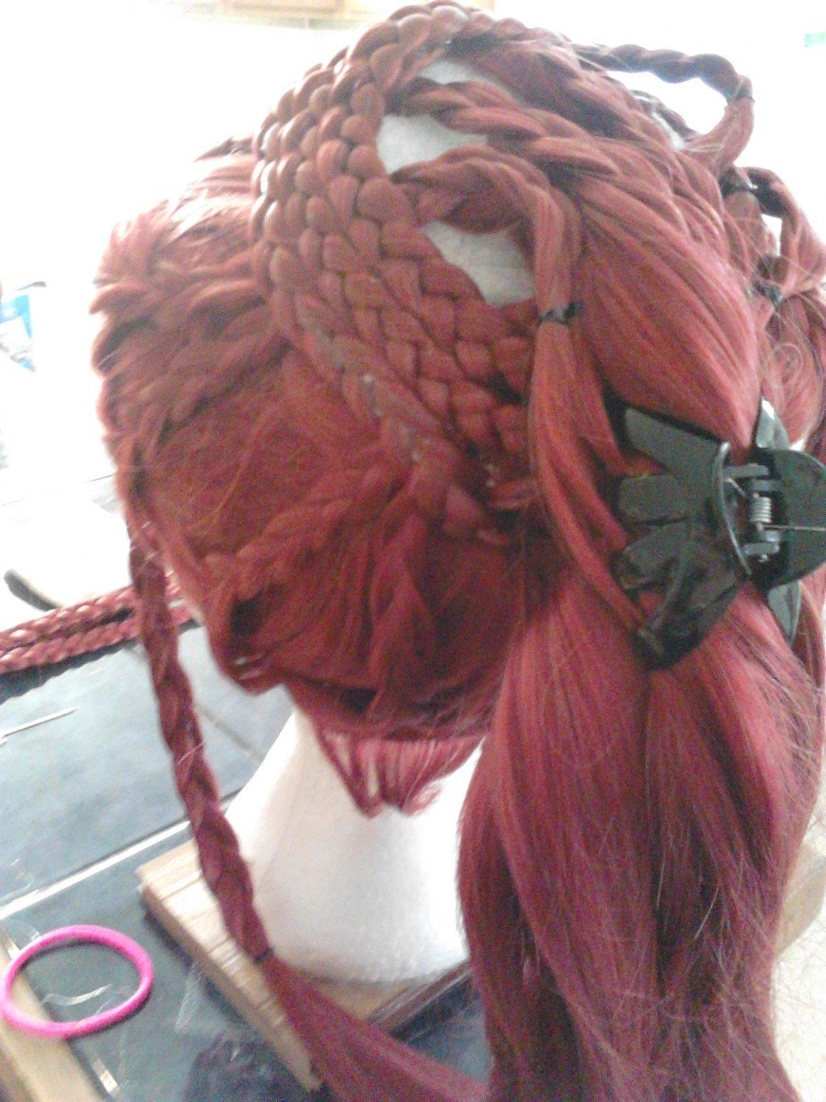 Telma Wig progress