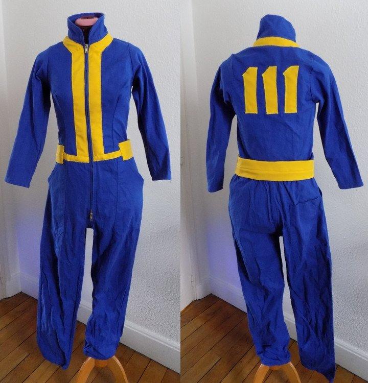 Suit Fallout - Vault 111