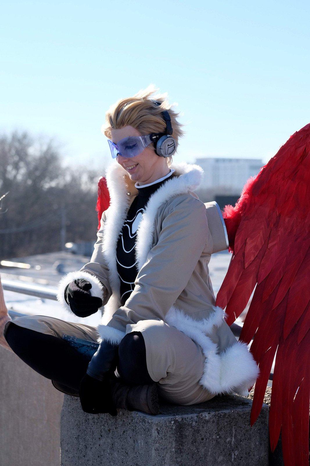 Hawks - My Hero Academia cosplay by SailorAnime - Cosplay.com