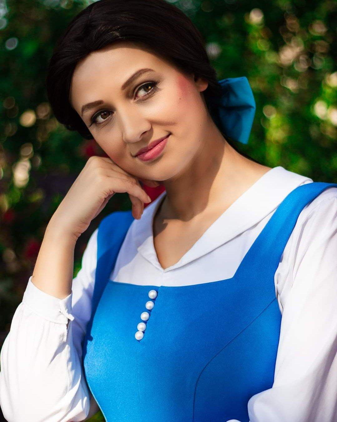 Belle (peasant dress)