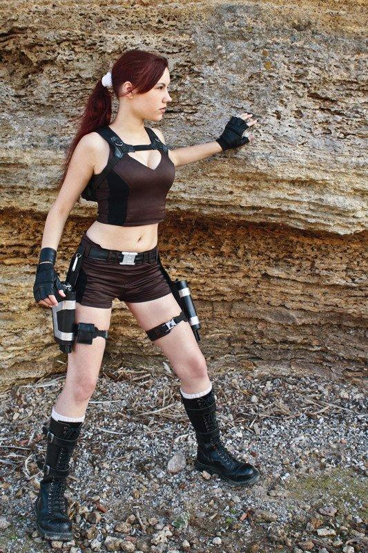 Lara Croft Shorts