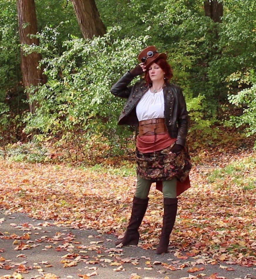 Steampunk in the Fall