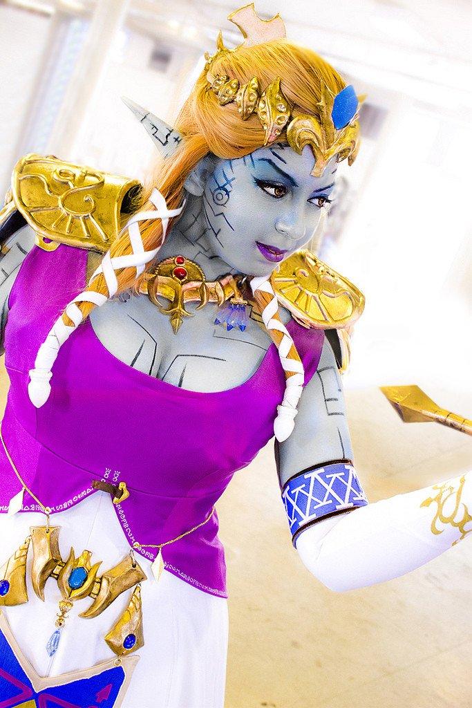 Princess Zelda: Ganon's Puppet