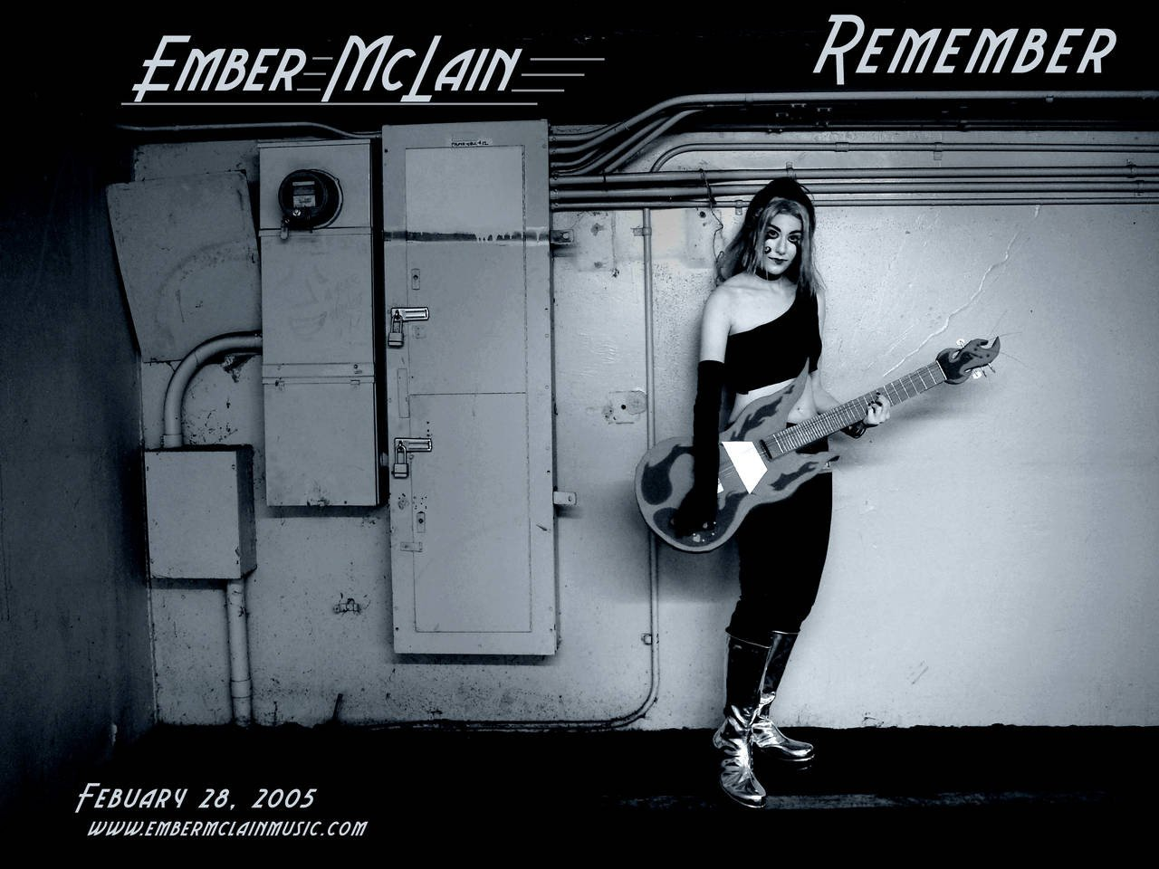 Ember McLain- Remember Album on Sale Now!