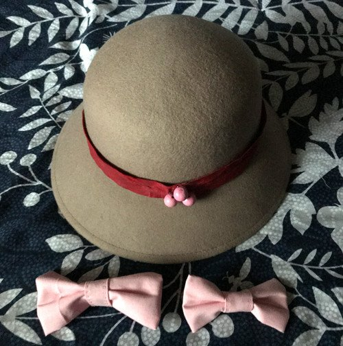 Hat and Bows