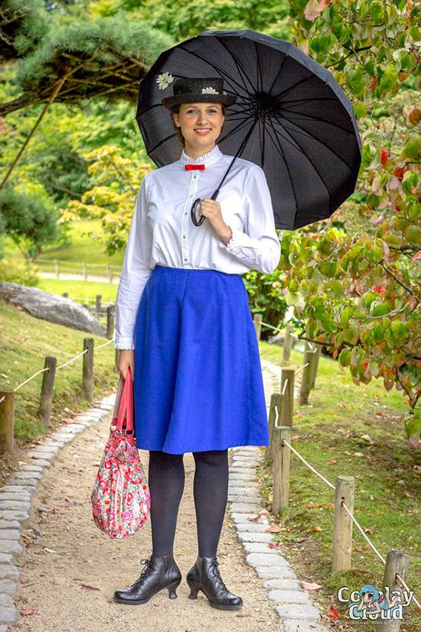 Mary Poppins (casual outfit)