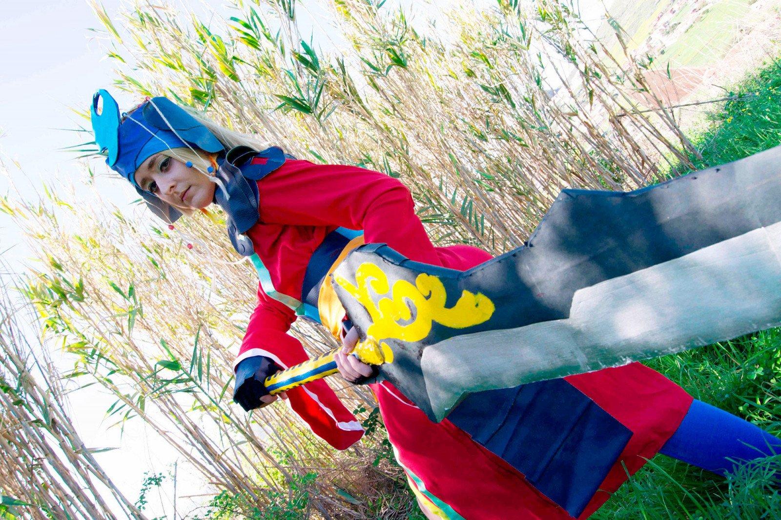 Samurai Rikku