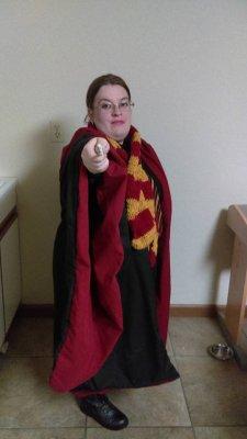 Image #3o7wxoq4 of Gryffindor Student