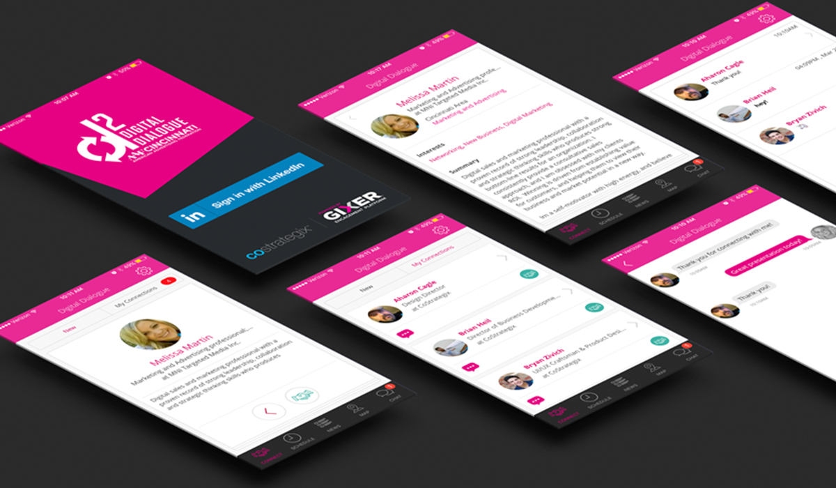 CoStrategix Named Winner in the 2016 American Web Design Awards for Digital Dialogue App