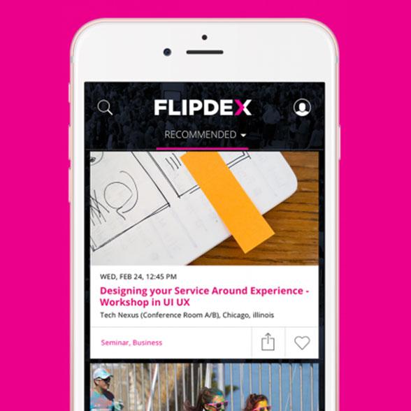 flipdex app