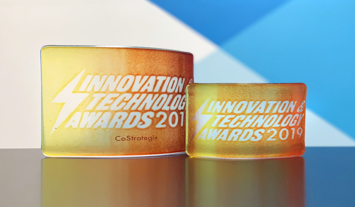 CoStrategix wins 2019 Innovation & Technology Award for Best IT Services Company