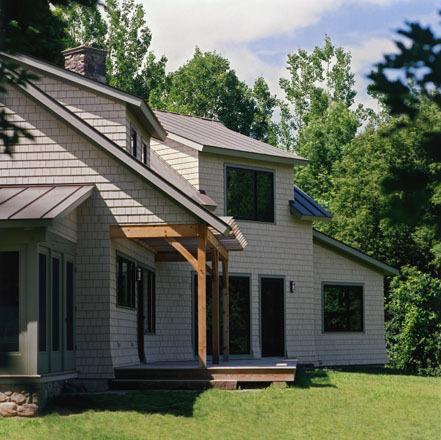 Lake Champlain Home exterior