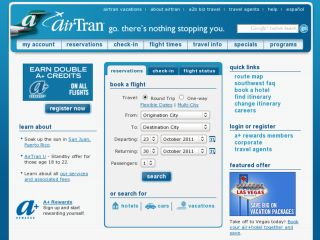 Air Tran Airlines Coupons 2