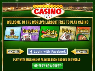 double down casino loading problems