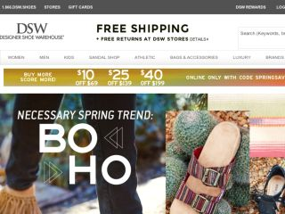 b3de9c81a415 Not valid at any DSW Canada store or. 20% Off Your Order Of 2 Or More Shoe  Or Bag Items.Find DSW Designer Shoe Warehouse store locations near you in  ...