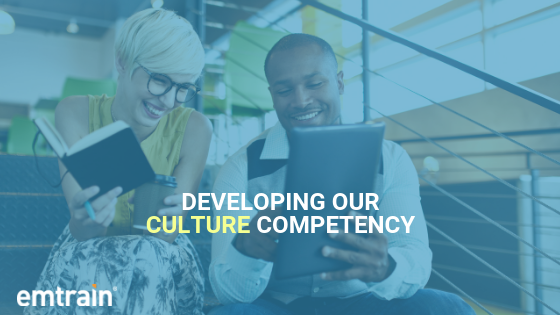 Developing Our Culture Competency